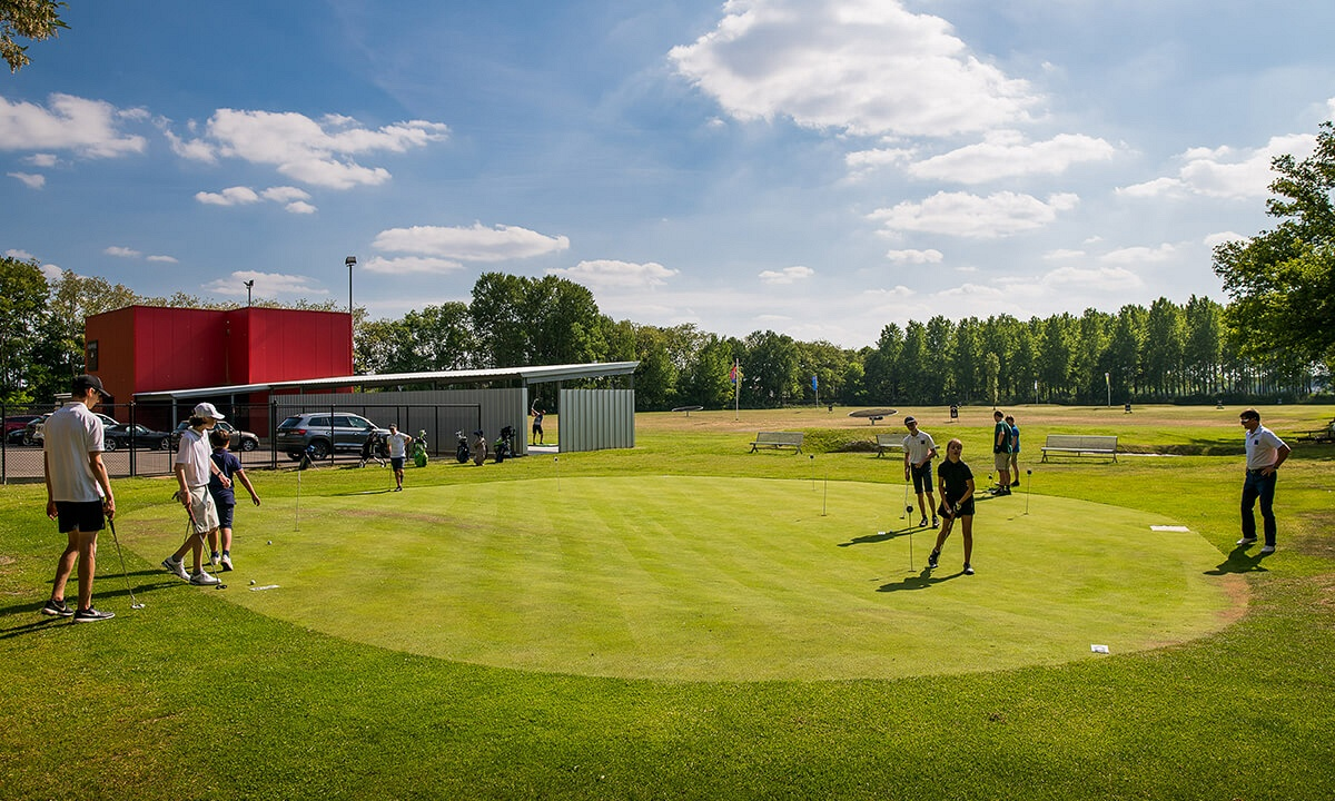 Golf Faciliteiten